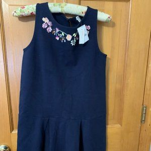 Crewcuts knee-length dress, new with tags, size 14
